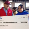 Ford Donates $50,000 to Detroit Area Agency on Aging