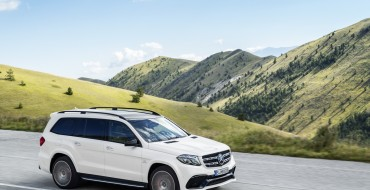 Mercedes-Benz Sales Increase 3.9% During the First Quarter of 2017