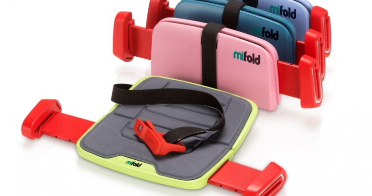 Mifold Car Seat is the Answer to Your Space Needs