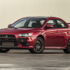 Mitsubishi Announces Auction of Lancer Evo Final Edition Number 1