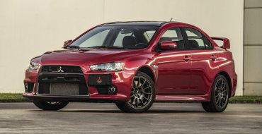 Mitsubishi Raises $46,200 for MS After Lancer Evo Final Edition US0001 Auction