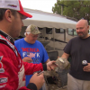NASCAR's Ryan Newman Surprises Chevy Silverado Drivers at Texas Motor Speedway [VIDEO]