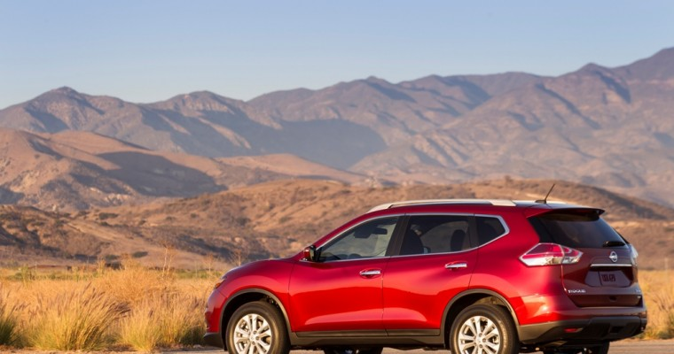 Nissan Sales Increase 1 Percent in July as Rogue Sees Best Month Ever