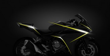 Honda Teases 2016 CBR500R Ahead of AIMExpo Debut