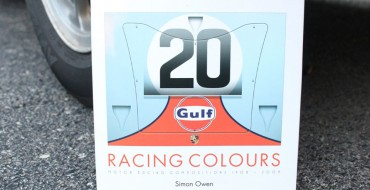 Book Review: 'Racing Colours' Is a Colorful Look at Racing's Little Details