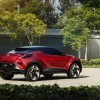 Toyota C-HR Concept Debuts as a Scion in LA