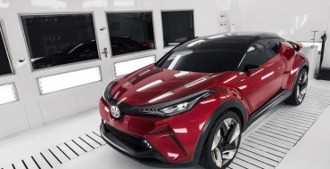 Scion's NAIAS Display to Feature C-HR Concept, FR-S Release Series