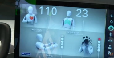 Smart Car Seat Could Give You a Massage or Save Your Life