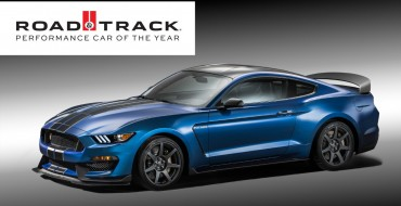 Shelby GT350R Mustang Compared to Cthulhu, Named 2016 Road & Track Performance Car of the Year