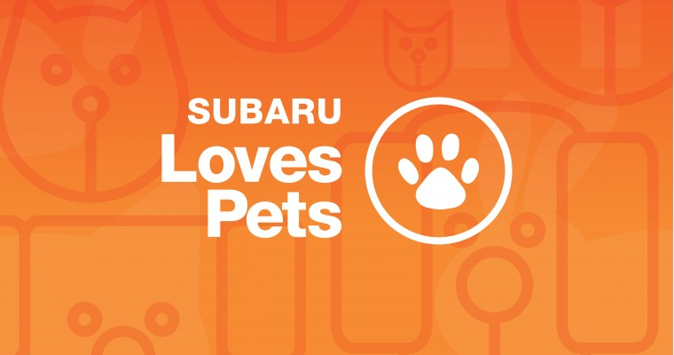 Subaru Loves Pets Initiative Launches with Success