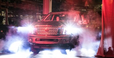 Nissan Offers a Look at Truck Production