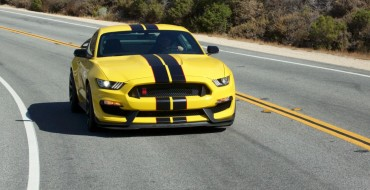 Shelby GT350 Mustang/Shelby GT350R Mustang Named One of Car and Driver's 10Best