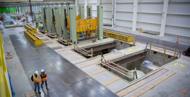 GM Lansing Stamping Facility Loses Camaros, Gains New Presses