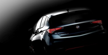 Buick Teases Verano Hatchback and Verano GS