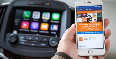 Got a Buick and OnStar? You Get Two Free Audiobooks