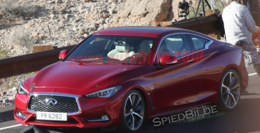 2017 Infiniti Q60 Spotted Sans Camouflage