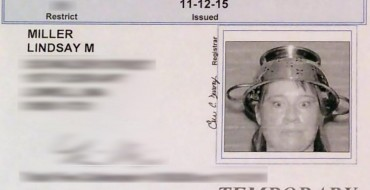 Pastafarian Wins Right to Wear Colander in Driver's License Photo
