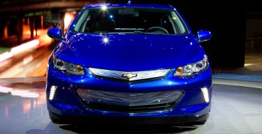 2016 Chevy Volt and Spark EV Land on ACEEE Greenest List