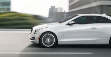 2016 Cadillac ATS Coupe Overview