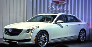 2016 Cadillac CT6 Overview