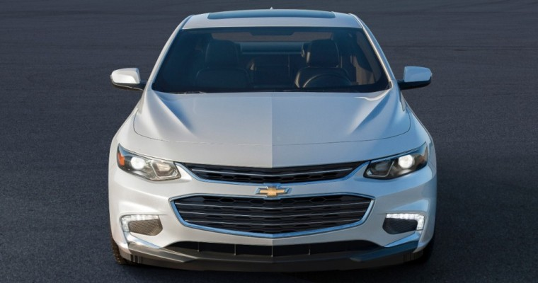 Chevy Malibu Enjoys Another Huge Sales Month in May
