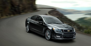 2017 Chevrolet SS Overview