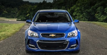 2016 Chevrolet SS Overview