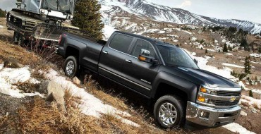 16.3% Sales Decline for Silverados Leads to an Overall 8.8% Sales Decline for Chevrolet During February