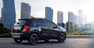 Chevy Goes Once Again to Dark Side With Midnight Edition Trax