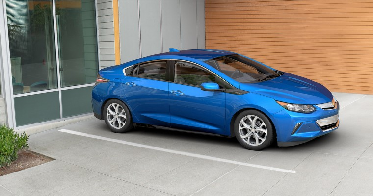 Chevrolet Volt Sales on the Rise, Nissan LEAF Edged Out by Ford Fusion Energi
