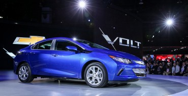 Chevrolet Sells 100,000th Volt, Helps Pave Way for Mainstream EVs