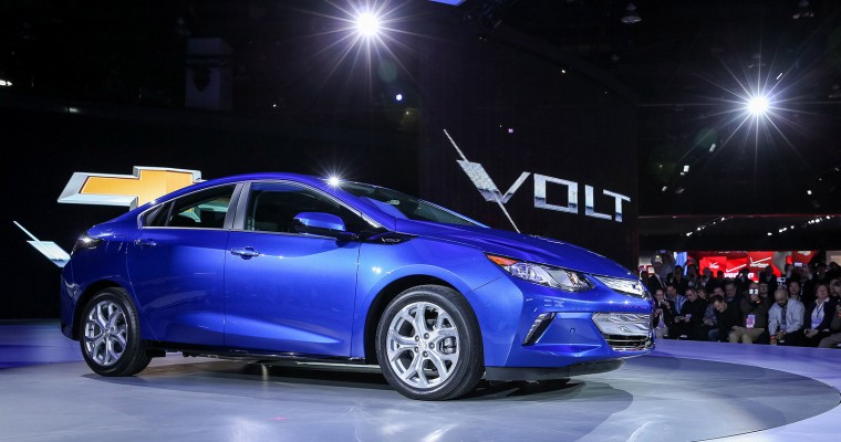 Details Emerge of 2017 Chevy Volt