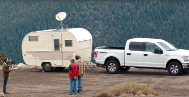 "Chevy Brings Back ""Real People, Not Actors"" to Mock Ford F-150"
