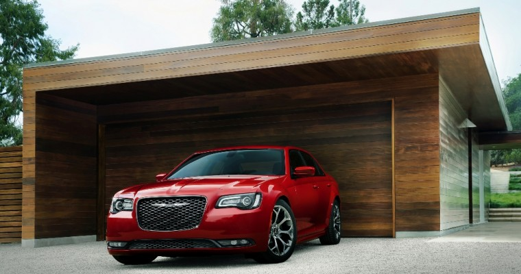 Chrysler 300 Named the 2018 Edmunds Most Wanted Award Winner in the Large Car Segment