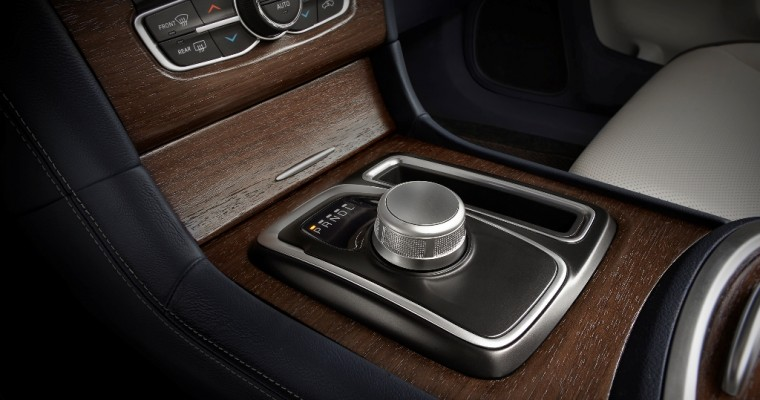 Rumor: Chrysler to Remove Rotary Dial Shifters from Future Vehicles