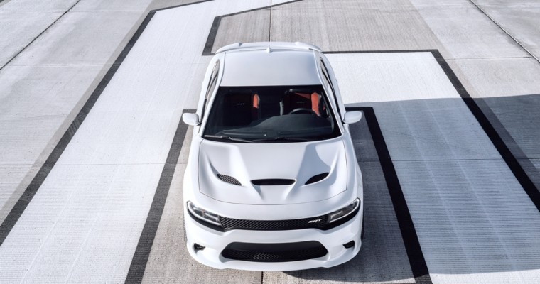 707-Horsepower Dodge Hellcat Engine was Originally 'Only' 600 Horsepower