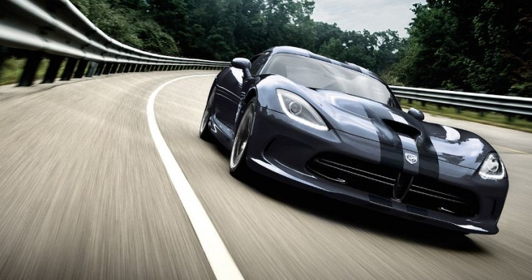 UPDATE: Sergio Marchionne Dismisses Rumors of a Revived Dodge Viper