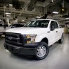 Production Begins on CNG-Capable 2016 Ford F-150
