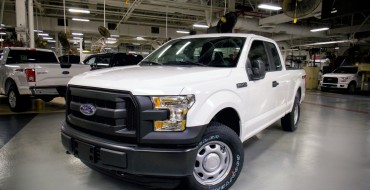 Mark Fields Confirms Hybrid Ford F-150 in Development