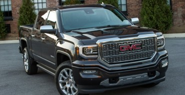 2016 GMC Sierra 1500 Denali Named <em>Truck Trend's</em> Truck of the Year