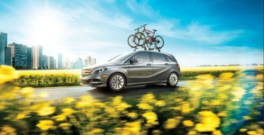 2016 Mercedes-Benz B-Class Electric Drive Overview