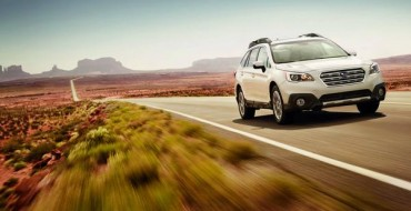 2016 Subaru Forester, Outback, and More Earn IIHS Top Safety Pick+