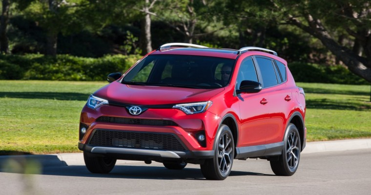 Toyota Announces Financial Results for 2016 Fiscal Year