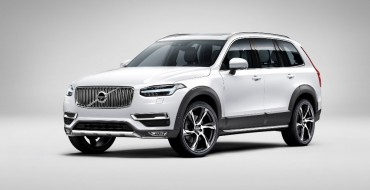 2016 Volvo XC90 Named Yahoo Autos Ride of the Year