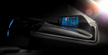 BMW's AirTouch Coming to CES 2016