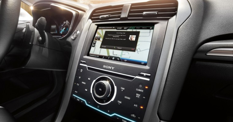 Ford Vehicles with MyFord Touch Can Now Be Updated with Siri Eyes-Free