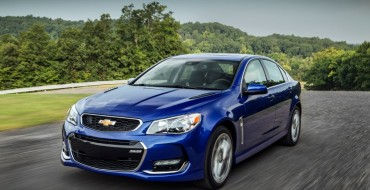 Chevrolet SS May Not Drive Off Into the Sunset Just Yet
