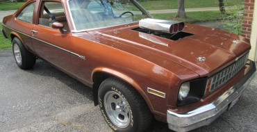 Things I Learned from My Dad and His 1978 Chevy Nova