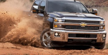 Chevrolet Silverado HD Takes Top Spot in JD Power Dependability Study, Crushes Meh Competition