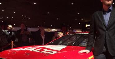 Oh My! Dale Earnhardt Jr. Reveals Sensational New Paint Scheme for 2016